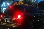 Phó chủ tịch tỉnh đi xe Lexus 570 gắn biển xanh: Tổng bí thư yêu cầu kiểm tra