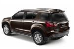 Lộ thông số mẫu SUV Isuzu MU-X 2017 trước ngày ra mắt