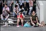Những cách cư xử 'chẳng giống ai' của khách du lịch Trung Quốc