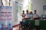 Máy tái chế rác thải nhựa của sinh viên Đà Nẵng