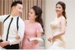 MC Thành Trung và bạn gái quấn quýt tình tứ đi thử váy cưới