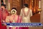 Đám cưới mời 50.000 người, thiệp cưới dát vàng của con gái nghị sĩ Ấn Độ khiến dư luận dậy sóng