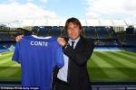 Antonio Conte: Áp lực ấy à? Bình thường thôi