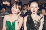 Hari Won, Chi Pu trẻ trung lấn át Angela Phương Trinh