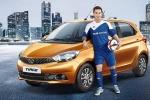 Vừa ra mắt, ô tô Tata Tiago giá 100 triệu đồng đã 'cháy hàng'
