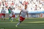 Ba Lan thắng trận đấu lịch sử tại Euro 2016
