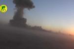 Quân Iraq dội bão lửa tiêu diệt xe bom liều chết của IS trong gang tấc