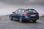 Mãn nhãn với siêu phẩm BMW 5-Series Touring 2017