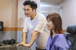 Hari Won sang Hàn Quốc gặp gỡ nhà sản xuất âm nhạc của Sistar