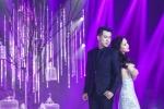 """Vy Oanh - Hồ Trung Dũng có dịp giới thiệu đến công chúng yêu nhạc bài hát mới được sáng tác dành riêng cho chương trình mang tên """"Lựa chọn trong tim"""". Bài hát được cả 2 thể hiện lãng mạn, nồng nàn trên sân khấu"""