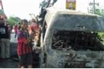 Clip: Tai nạn thảm khốc, 13 người Việt tử nạn tại Thái Lan