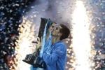 Đánh bại Federer, Djokovic vô địch ATP World Tour Final lần thứ 4