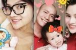 Cựu siêu mẫu Vũ Thu Phương đã sinh con thứ hai