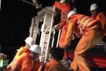 Nổ bình gas, 19 thuyền viên mất tích trên biển Vũng Tàu