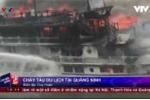 Video: Hé lộ nguyên nhân cháy du thuyền ở Tuần Châu