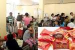Ăn kẹo của người lạ, 49 học sinh tiểu học bị ngộ độc phải nhập viện