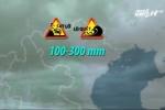 Cảnh báo nguy hiểm sau cơn bão số 1