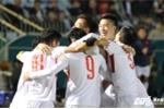 Video kết quả Afghanistan vs Việt Nam: Tuyển Việt Nam tuột chiến thắng đáng tiếc