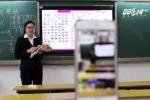 Ô nhiễm khủng khiếp ở Trung Quốc: Giáo viên cho học sinh ở nhà, livestream dạy học
