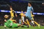 Trực tiếp Man City vs Arsenal
