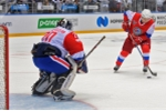 Mãn nhãn xem Tổng thống Nga Putin ghi gần 10 bàn thắng trên sân khúc côn cầu