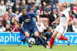 Mkhitaryan ăn khớp hoàn hảo với Man Utd