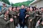 Triều Tiên tuyển thiếu nữ biểu diễn giải trí cho Chủ tịch Kim Jong-un