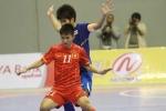 Clip: Bàn thắng danh dự của ĐT futsal nam VN