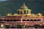 Ngắm làng Phật giáo lớn nhất hành tinh