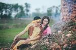 Ảnh cưới 'Chí Phèo – Thị Nở' của cặp đôi Hà Tĩnh hút dân mạng