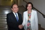 Thủ tướng gặp Chủ tịch Hội đồng Liên bang Đức
