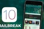 Không nên nâp cấp iOS 10 vào lúc này vì sắp có jailbreak