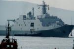 Trung Quốc âm thầm đóng tàu đổ bộ mới cho hải quân