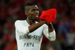 Thi đấu xuất thần, Paul Pogba vẫn lỡ dịp tri ân 'Ngày của Cha'