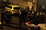Tấn công bằng axit mạnh rúng động London