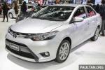 Toyota Vios 2016 'chốt giá' từ 415 triệu đồng