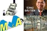 Tung nghìn tỷ chấn động thị trường: Lớp nhà giàu Việt mới lộ diện