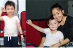 Con trai Lê Phương bất ngờ đến trường quay ủng hộ cho mẹ