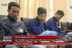 Clip: 6 cầu thủ Đồng Nai khai nhận dàn xếp tỷ số, cá độ ở đồn công an
