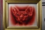 Những tác phẩm làm từ máu đẹp đến 'khó tả' của nghệ sĩ xăm nghệ thuật