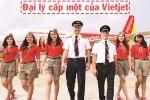 VTC Intecom tung vé rẻ Vietjet giảm 50% phí xuất vé