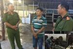 Cảnh sát môi trường bắt cơ sở giết mổ bơm nước vào trâu bò