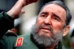 Lãnh đạo các nước bày tỏ tiếc thương Fidel Castro