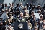 Phó Tổng thống Mỹ cảnh cáo Triều Tiên: Gươm đã tuốt khỏi vỏ