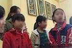 Dân vây bắt kẻ dụ dỗ 2 bé gái tiểu học đi nhà hàng