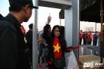Việt Nam - Indonesia: Những cổ động viên đầu tiên vào sân