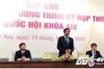 Quốc hội yêu cầu Formosa cam kết bảo vệ môi trường mới được hoạt động