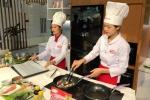 Một ngày trải nghiệm chương trình thực hành nấu ăn tại Ajinomoto Cooking Studio