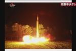 Triều Tiên tung video bắn tên lửa trong đêm