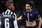 Tin chuyển nhượng tối 1/8: Pogba trên đường sang Anh, Inter chi đậm mua Cavani